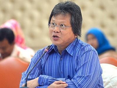 Alvin Lie. (photo: mediaindonesia)
