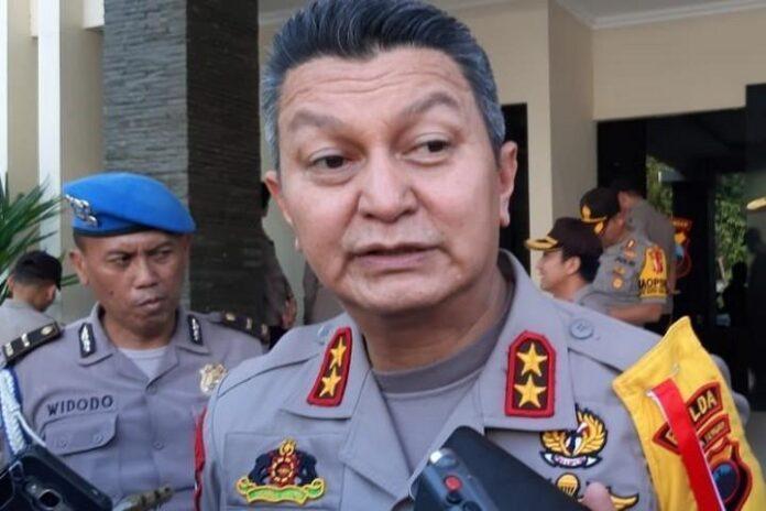 Kapolda Jateng Irjen Pol Rycko Amelza Dahniel.