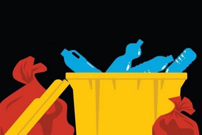 Sampah Plastik (Ilustrasi)