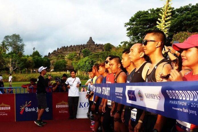 Borobudur Marathon 2019