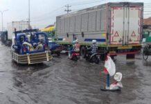 Banjir Pasar Genuk Semarang