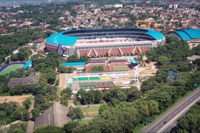 Renovasi Stadion Jatidiri