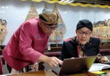 Yulianto Prabowo dan Ganjar Pranowo