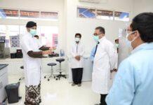 Laboratorium COVID-19 Jateng