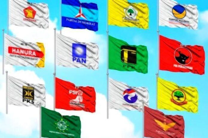 Bendera Partai Besar