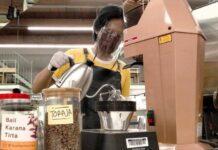 Pekerja kafe