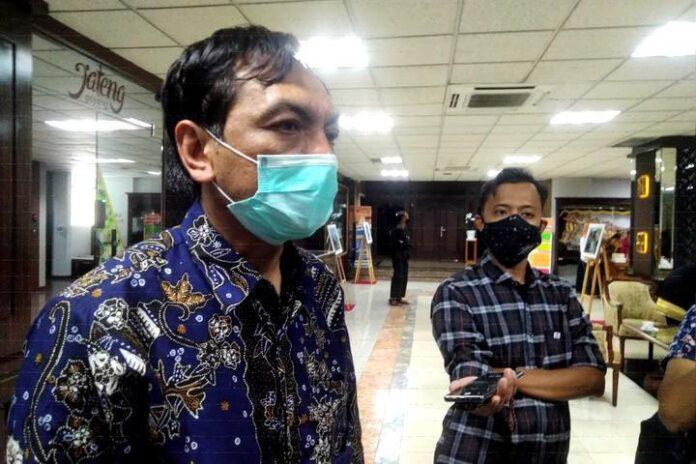 Ketua KPU Jateng