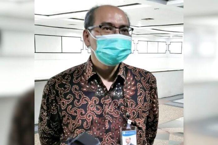 Pribadi Santoso, Kepala KPw BI Jateng.