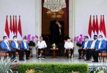 Reshuffle Kabinet Indonesia Maju