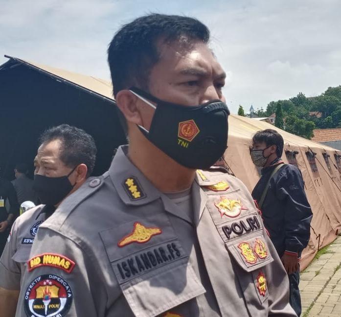 Kombes Pol Iskandar Fitriana Sutisna