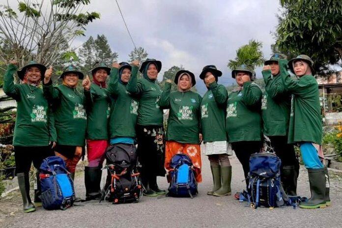 Penjaga hutan di Bener Meriah, Aceh