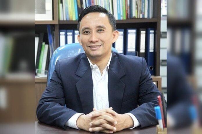 Dr. Agus Haryono, M. Sc