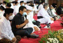 Tokoh lintas iman menggelar doa bersama