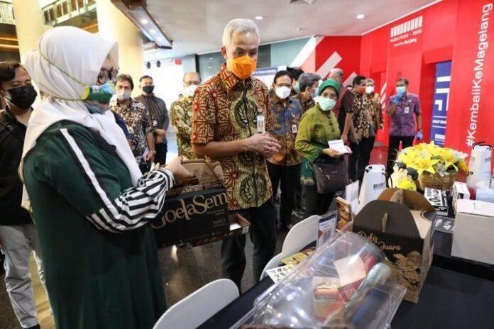 Kegiatan UKM Virtual Expo 2021