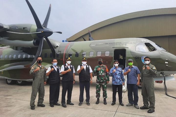 Tim BMKG inspeksi ke Bandara Halim PK