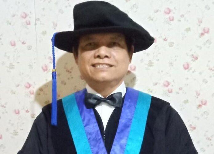 Prof Krismono, profesor riset LIPI