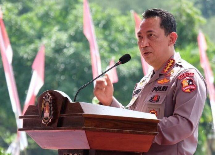 Jenderal Listyo Sigit Prabowo