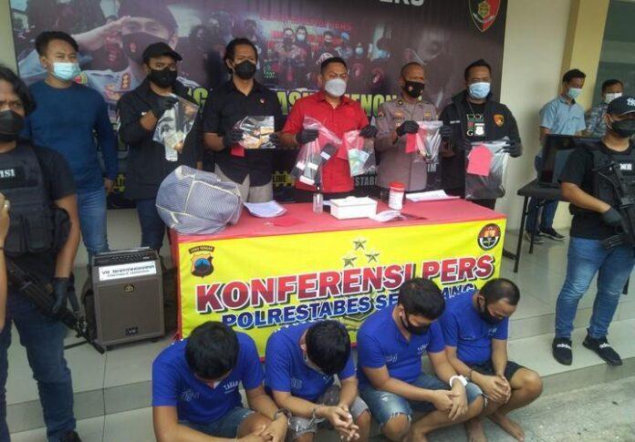 Satreskrim Polrestabes Semarang