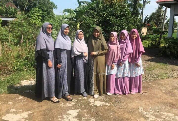 Team Maharrani Hijab