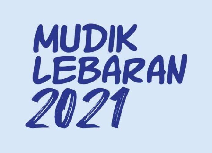 Mudik Lebaran 2021