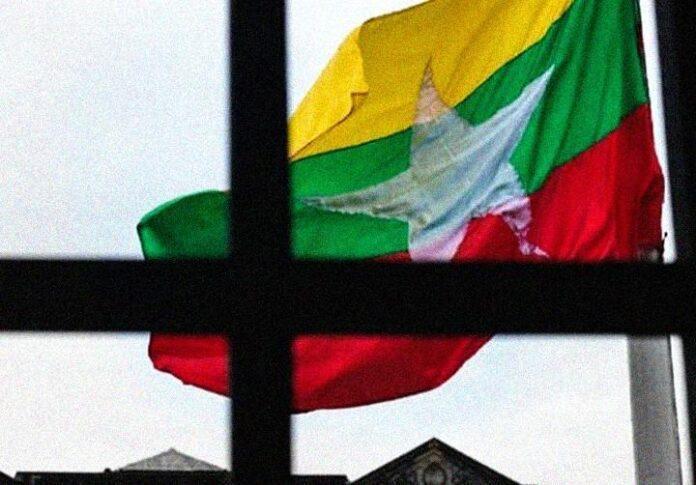 Krisis Politik Myanmar