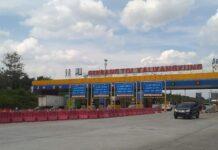 Gerbang Tol Kalikangkung
