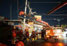 Pemulihan jaringan listrik