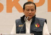 Abhan, Ketua Bawaslu RI.