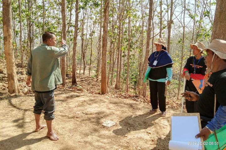 Pelatihan Master TreeGrower Indonesia