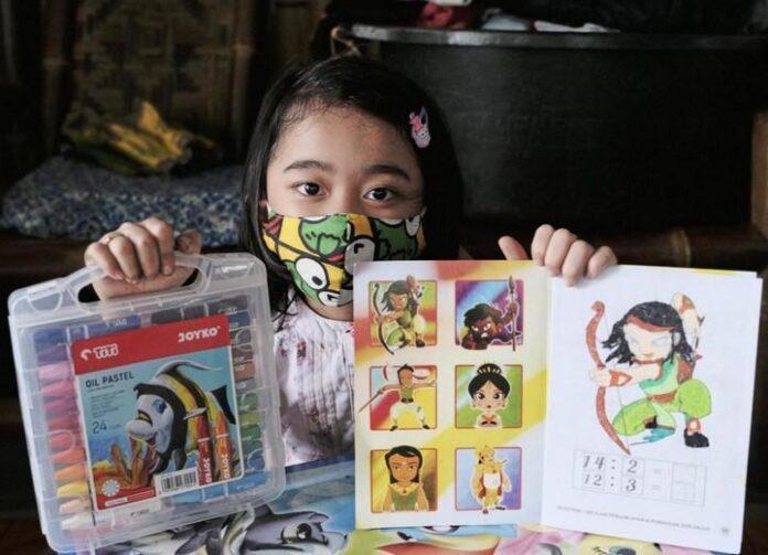Anak di masa Pandemi
